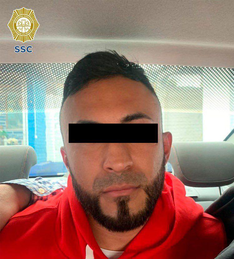 detenido caso empresario franco-mexicano (Foto: Twitter@OHarfuch)