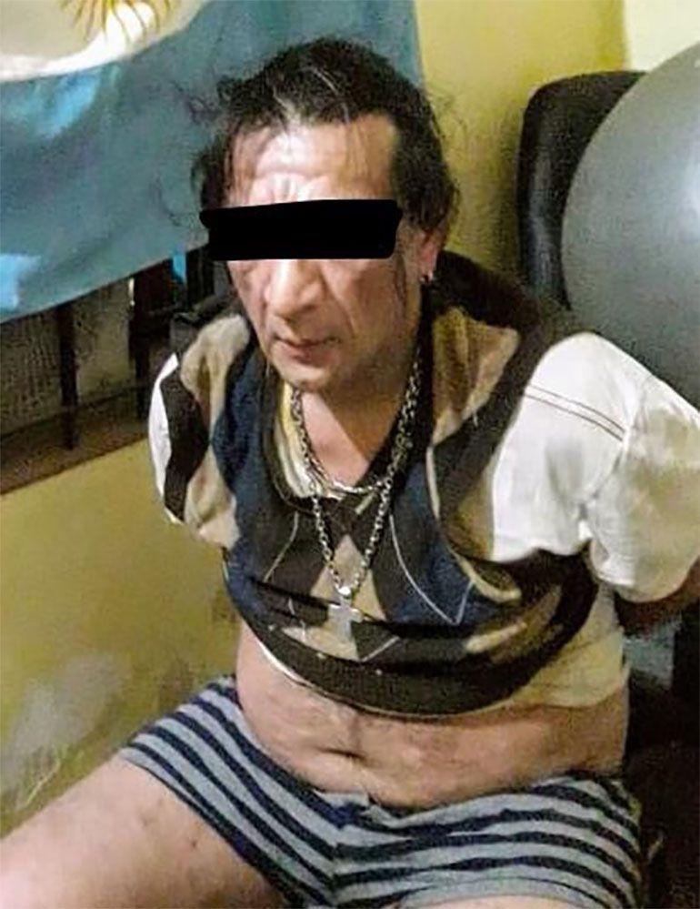 """Raúl Antonio """"El Gitano"""" Devias, erapareja de la víctima y admitió que hubo un """"exceso de consumo"""""""