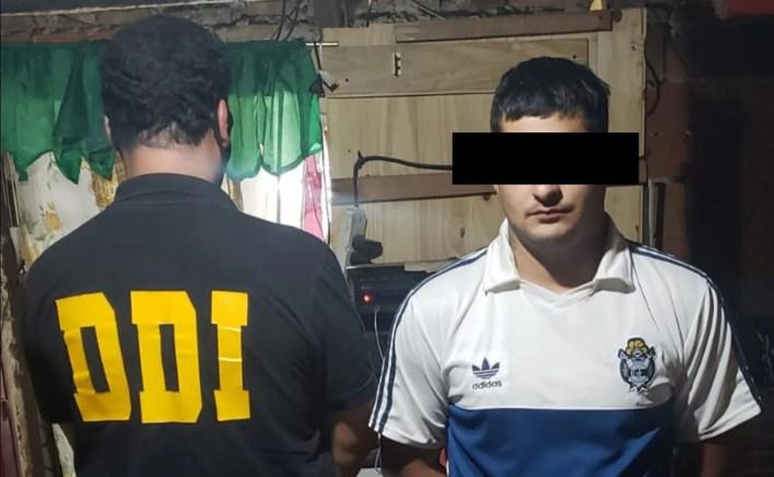 Detenidos barrio Fátima González Catán