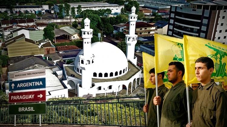 La agrupación Hezbollah tiene fuertes redes en la Triple Frontera