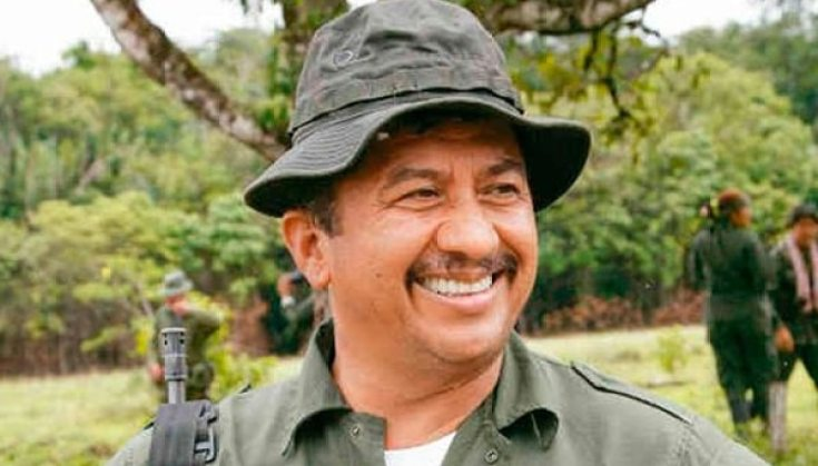 El disidente Miguel Botache, alias 'Gentil Duarte',es el hombre más buscado en Colombia.