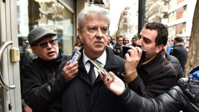 Carlos Beraldi, abogado defensor de Cristina Fernández de Kirchner. (Adrián Escandar)