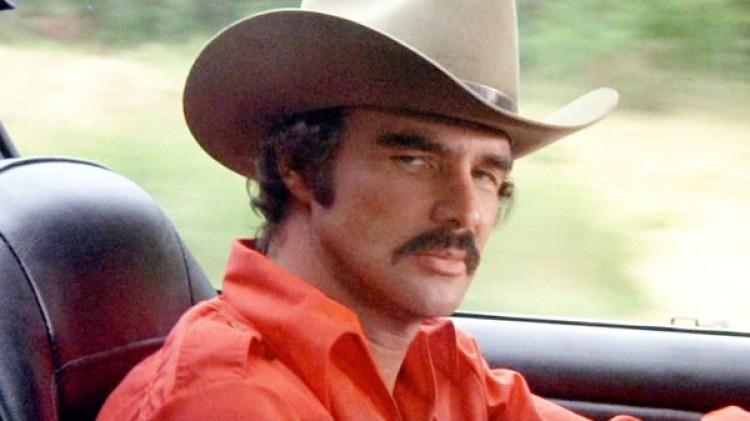 """Burt Reynolds era conocida por filmes como """"Boogie Nights"""", """"Smokey And The Bandit"""" y """"Deliverance"""""""