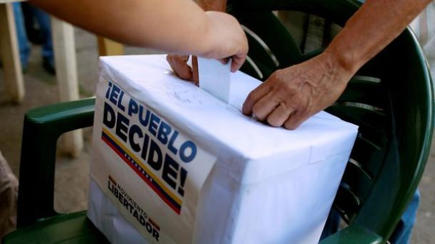 Más de 7 millones de venezolanos participaron en el plebiscito opositor