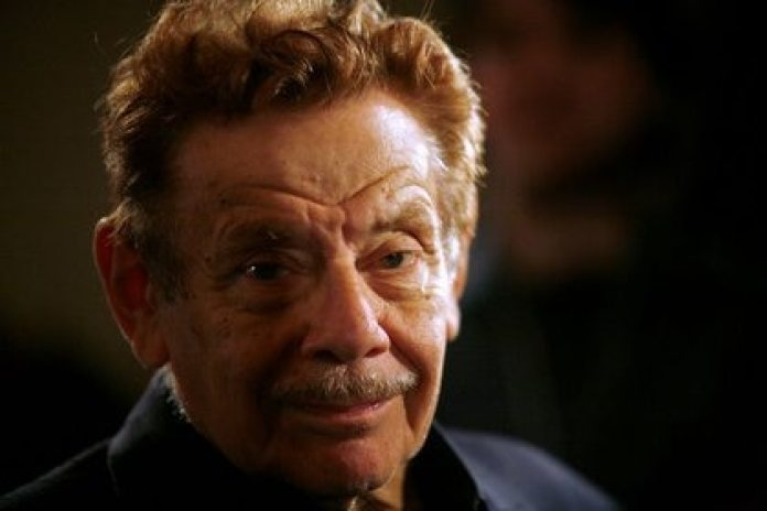 El actor Jerry Stiller (Reuters)