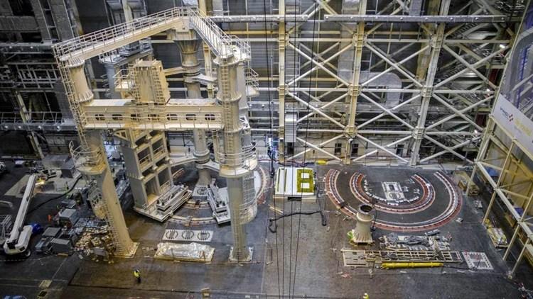 ITER es el proyecto más ambicioso para crear un reactor de fusión nuclear (ITER)