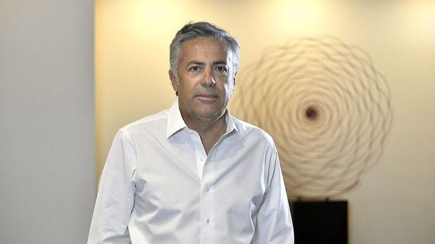Alfredo Cornejo, presidente de la UCR (Gustavo Gavotti)