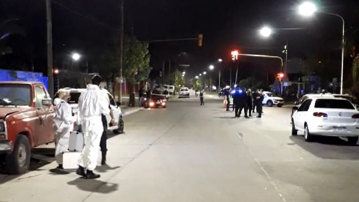 Policía del PFA asesinado