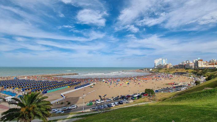 Playas Mar del Plata - Verano 2021