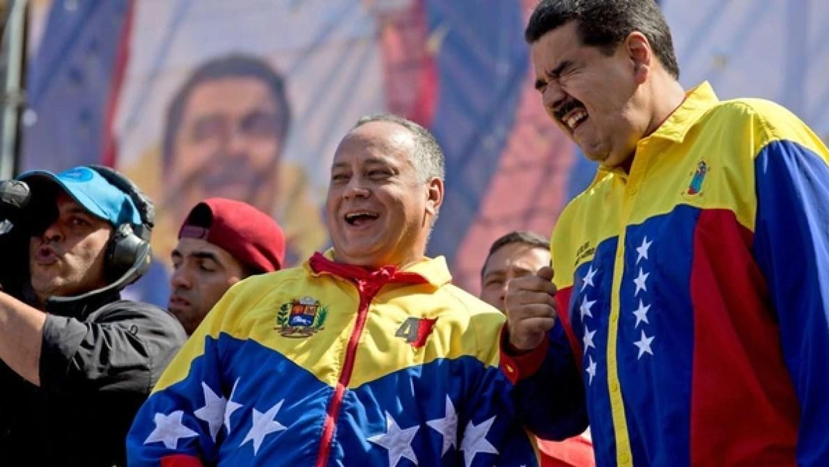 Venezuela, y sus vínculos con el cártel de los Soles (AP)