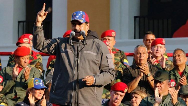 EEUU exigió a los militares venezolanos permitir el ingreso de la ayuda humanitaria