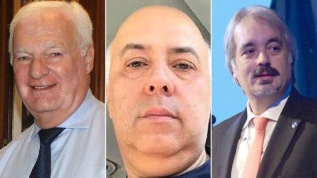 Nelson Periotti (ex titular de Vialidad), Férgola, y Germán Nivello fueron detenidos en la causa de los cuadernos.