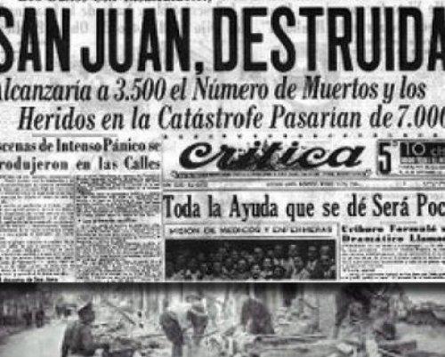 """""""Toda la ayuda que se dé será poca"""", adelantó el diario Crítica."""