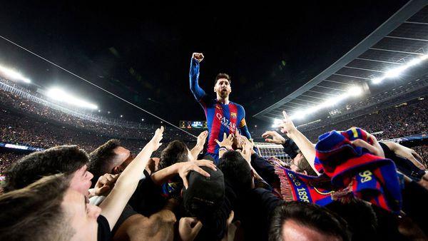 El Barcelona necesitaba ese resultado para clasificar, después del gol de Cavani (Santi Garcés / FC Barcelona)