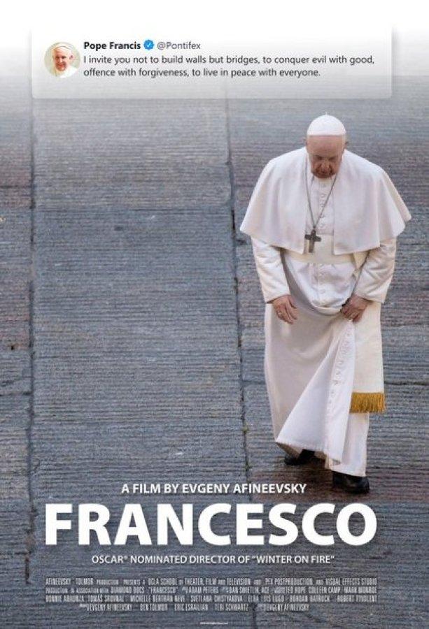El afiche del documental