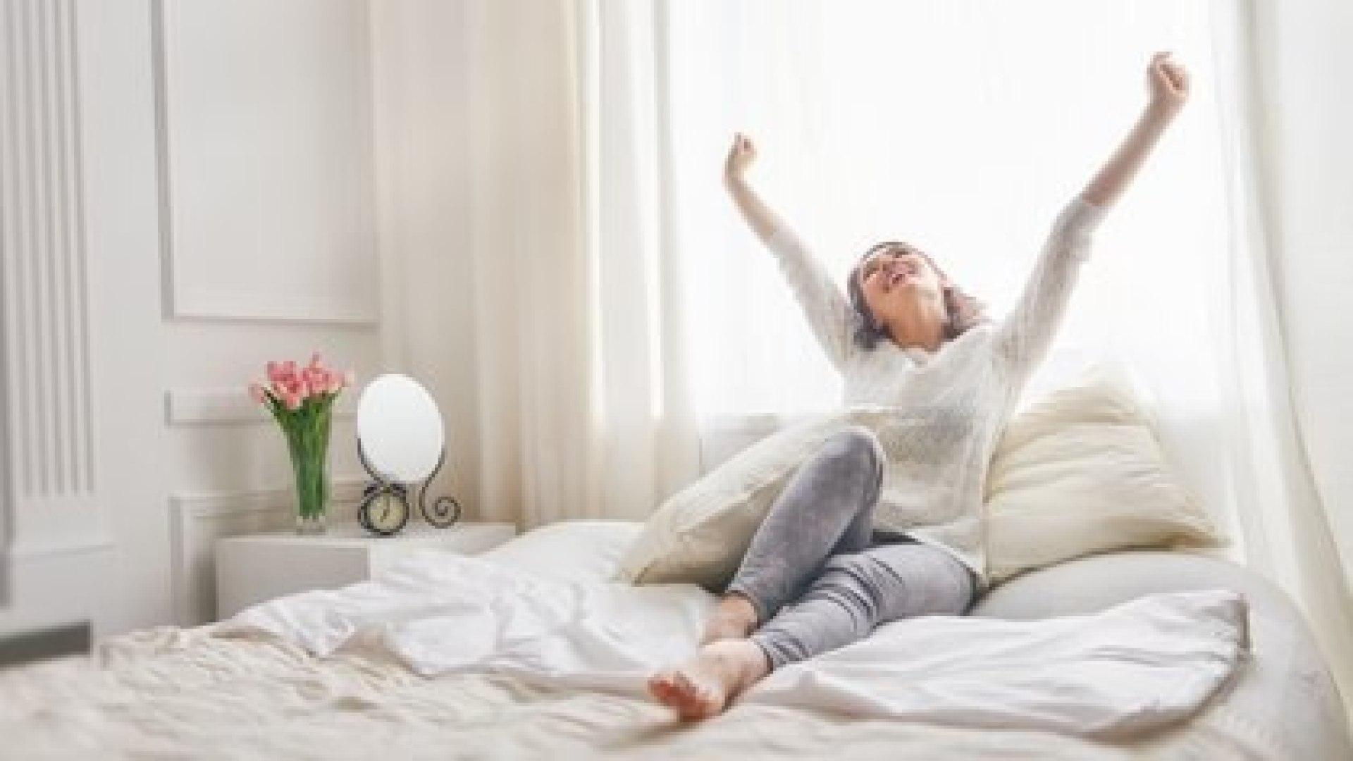Dormir es lo hace regenerar apropiadamente el cuerpo y la mente