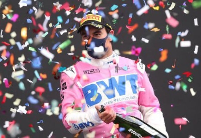 Pérez has had one of the best seasons of his entire career in the highest category of motorsport (Photo: Tolga Bozoglu / Reuters)