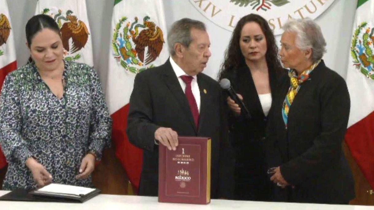 (Foto: Captura Facebook Live MX_Diputados)