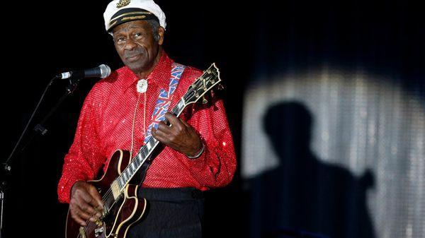 Chuck Berry murió a los 90 años (Reuters)