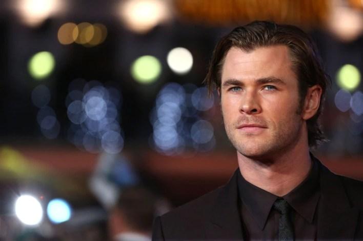 Chris Hemsworth (Shutterstock)