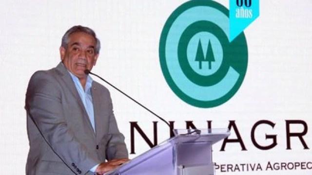 Carlos Iannizzoto, presidente de Coninagro, Su entidad no adhirió al cese de comercialización de granos