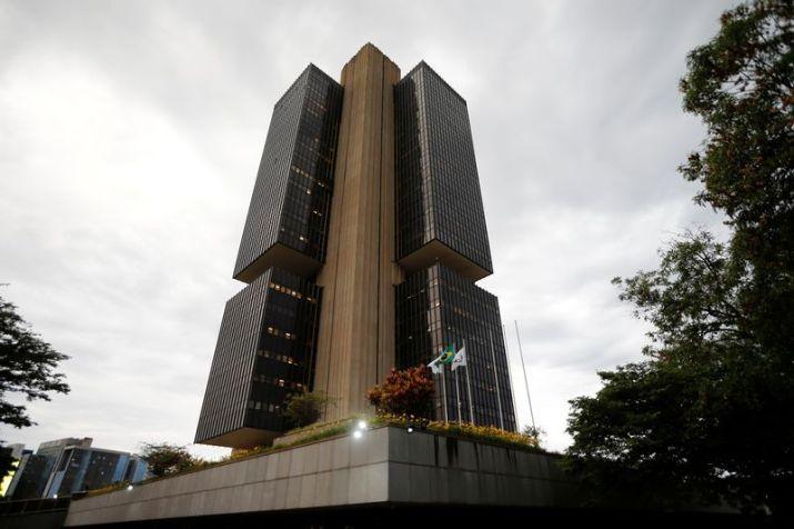 Imagen de archivo del edificio del Banco Central de Brasil en Brasilia, Brasil. 29 de octubre, 2019. REUTERS/Adriano Machado