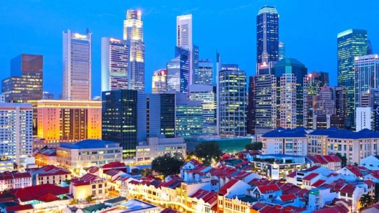 Singapur (istock)