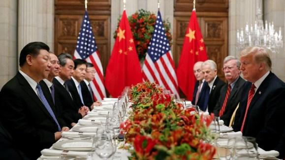 Estados Unidos y China continúan negociando un acuerdo comercial (Reuters)