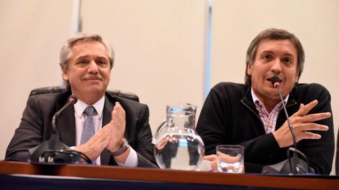 Alberto Fernández avaló la llegada de Máximo Kirchner al PJ bonaerense
