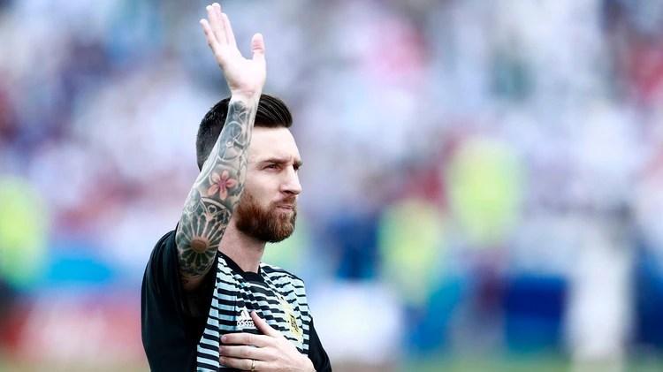 Messi avisó que seguirá intentando ganar algo con la Selección (AFP PHOTO / BENJAMIN CREMEL)
