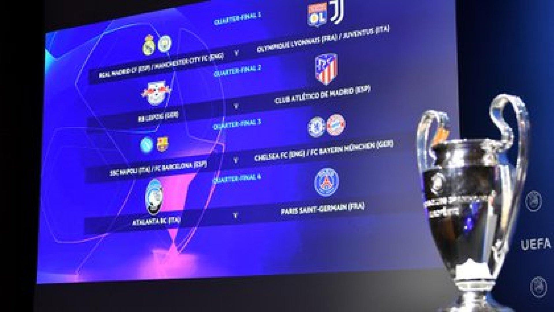 El camino para levantar la Champions League (AFP)