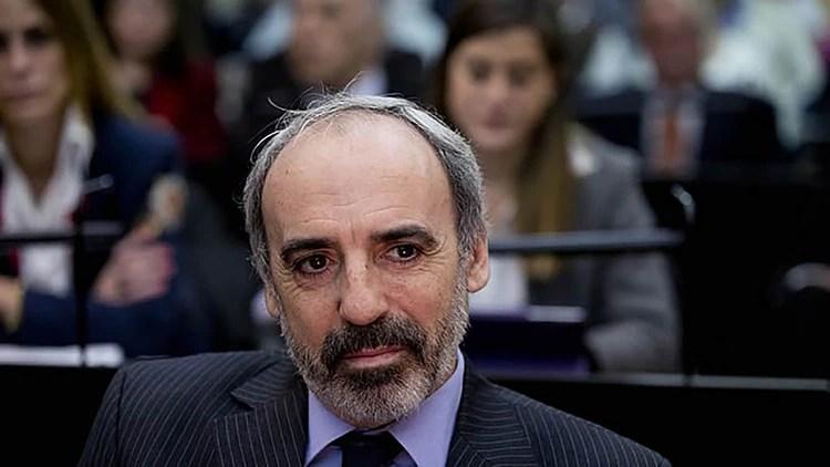 El ex juez Juan José Galeano