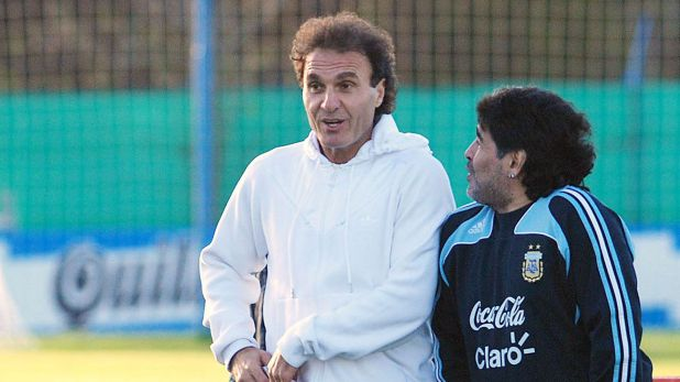 Ruggeri le mandó un sentido mensaje a Maradona (NA)