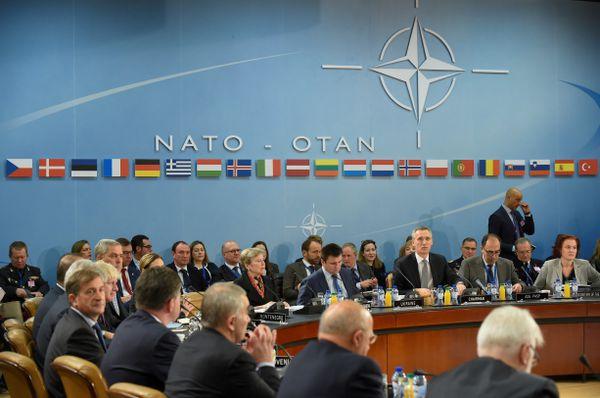 La OTAN ha estado en la mira del presidente estadounidense (AFP)
