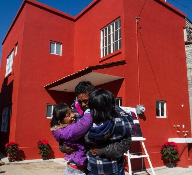 Las viviendas de interés social también incrementaron su precio (Foto: Cuartoscuro)