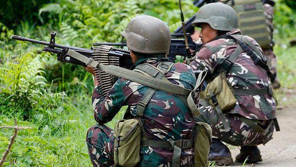 Los Luchadores por la Liberación Islámica del Bangsamoro se trenzaron en un tiroteo con las fuerzas de seguridad (AP)