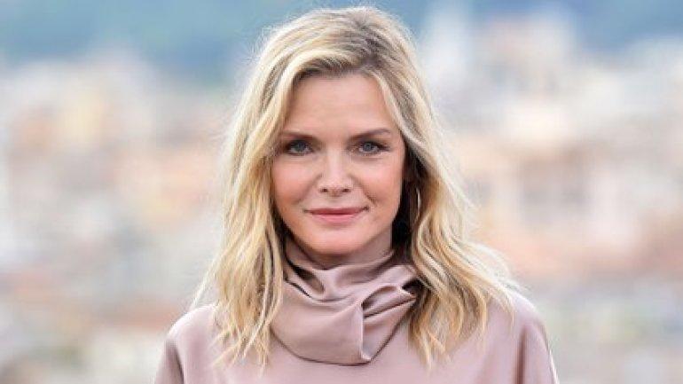 Michelle Pfeiffer (Credit: Massimo Insabato / Shutterstock)
