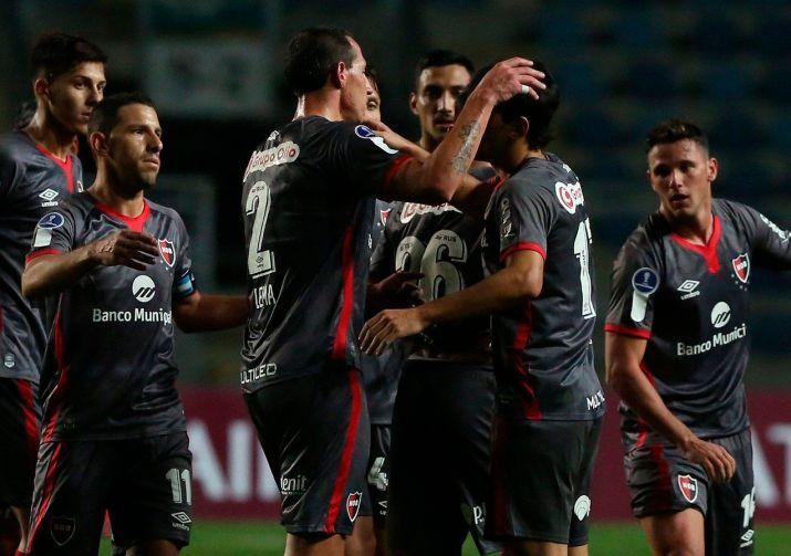Newell's apunta sus cañones a la Copa SudamericanaFoto: EFE/Elvis González