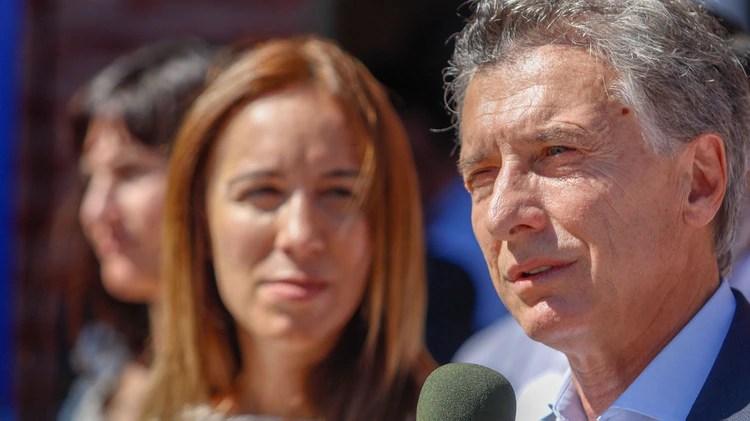 Macri le pidió a Vidal tener un baño de realidad con los candidatos propios, porque sabe que Cambiemos pierde en la Provincia. (Foto: Christian Heit)