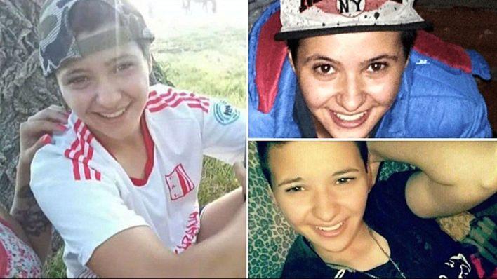 fotos de tehuel de la torre una chica desaparecida en san vicente
