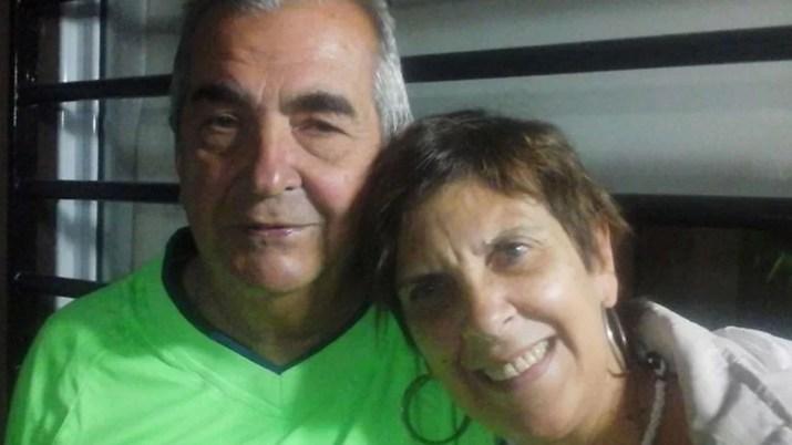 Alberto Antonio Chirico y María Delia Speranza, las víctimas