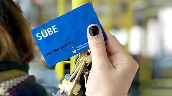 El sistema SUBE se implementará en tres nuevas localidades