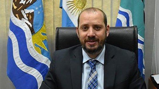 Federico Bodlovic, intendente de Luis Piedrabuena (Santa Cruz)