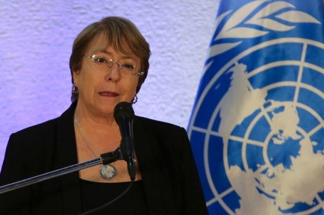La Alta Comisionada de Naciones Unidas para los DDHH, Michelle Bachelet, recomendo en su inf0rme la disolución de las FAES, señaladas por 242 ejecuciones extrajudiciales en 2018