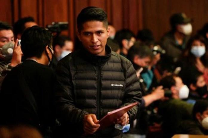 Andrónico Rodríguez. Foto: REUTERS/David Mercado