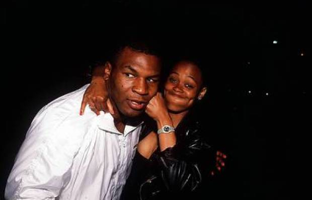 Mike Tyson y Robin Givens transitaban un complicado divorcio