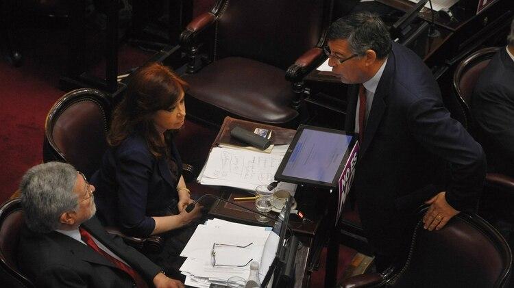 La Cámara Federal confirmó el procesamiento de Cristina Kirchner (foto Patricio Murphy)