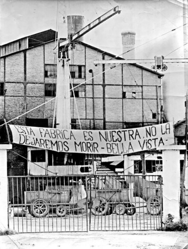 La Comisión Intersindical de ingenios cerrados organizó una protesta el jueves 13 de marzo de 1969. Los trabajadores del ingenio Bella Vista adhirieron y fueron más atrevidos: convocaron, ese mismo día, a una marcha hasta San Miguel de Tucumán con el fin de entregar un petitorio al interventor Roberto Avellaneda. Sabían que toda marcha estaba prohibida