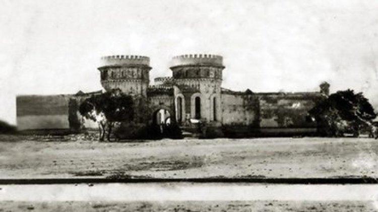 El Castillo las Tres Torres (Foto: cortesía El Impulso)