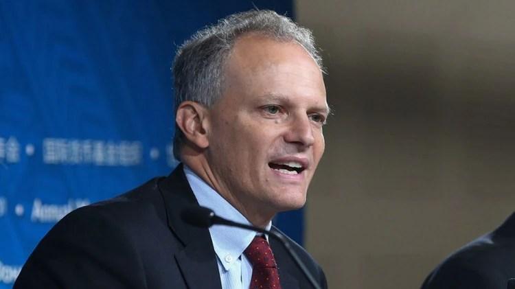 Alejandro Werner, director del Departamento del Hemisferio Occidental del FMI